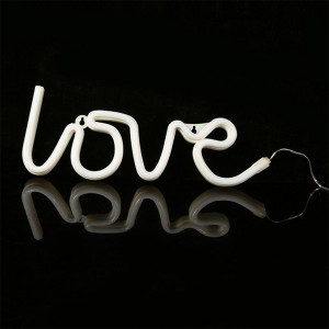 Neonlamp Love