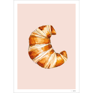 Poster Food Croissant