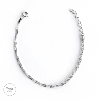 Armband: Miracle zilver