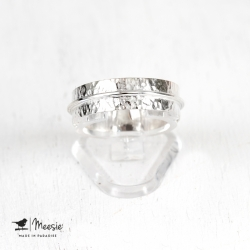 Ring Sisters zilver