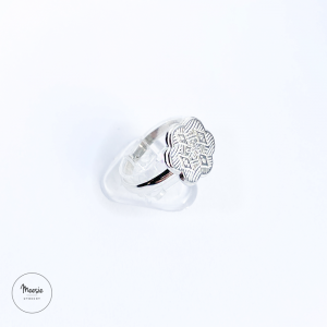 Ring: Magic zilver
