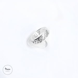 Ring: Lucky zilver