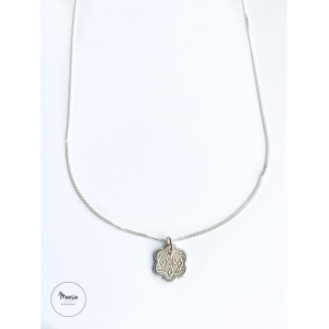 Ketting: Magic zilver