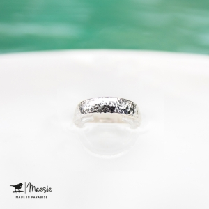 Ring: Bliss zilver