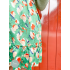 Dress Groen Flowers